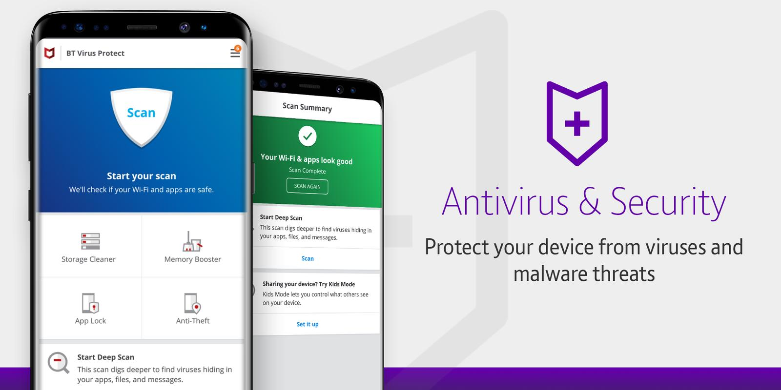 download antivirus virus protection