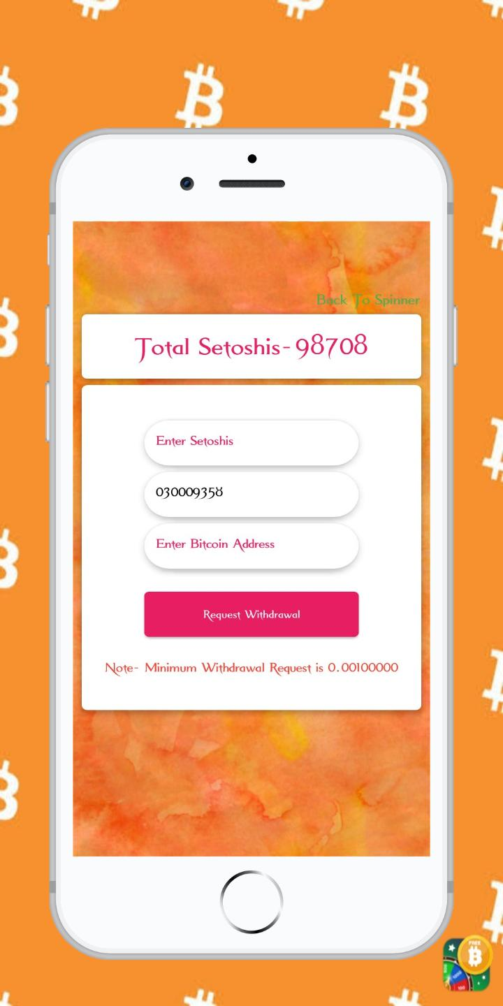 Btc Spinner for Android - APK Download