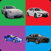 Cars Quiz USA icon