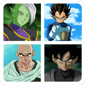 Guess The Dragon Ball Characters icon