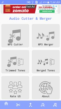 MP3 Cutter & Joiner poster