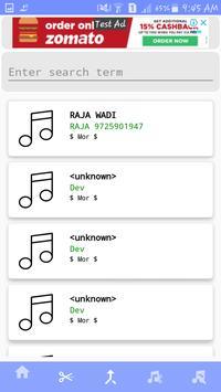 MP3 Cutter & Joiner screenshot 1