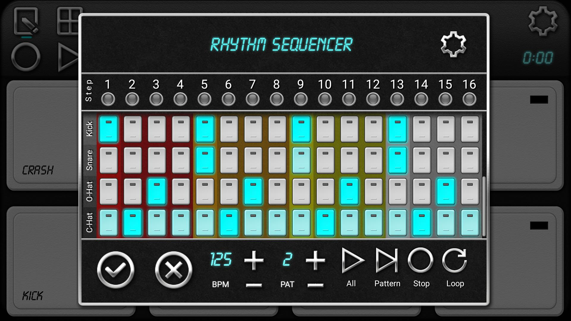 telecharger drum sequencer
