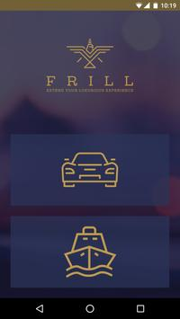 Frill poster