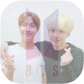 Photo with BTS Idol - Face Switch BTS icon