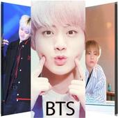 BTS Wallpapers HD & 4K New icon