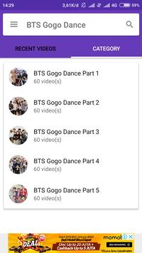 BTS Gogo Dance screenshot 2