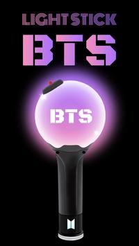 BTS LightStick ポスター