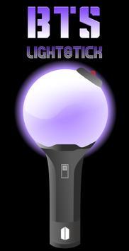 BTS LightStick Pro Poster