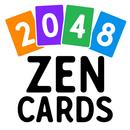 APK 2048 Zen Cards
