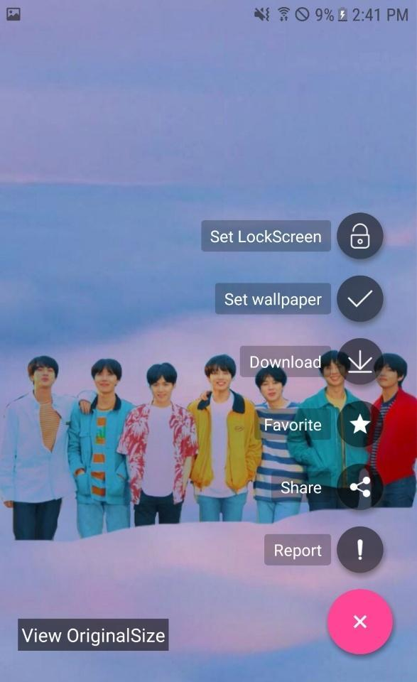 Bts Wallpaper Lockscreen Kpop For Android Apk Download