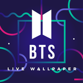 BTS Live Wallpaper - BTS Live Photo icon