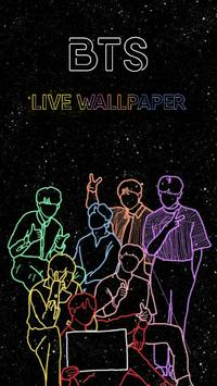 BTS Live Wallpaper - BTS Live Photo screenshot 8