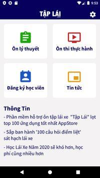 Tập Lái - Ôn Thi GPLX 600 Câu bài đăng