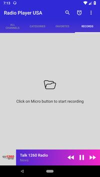 USA Radio Player screenshot 4