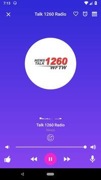 USA Radio Player screenshot 1