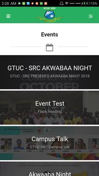 GTUC-SRC E-Notice screenshot 5