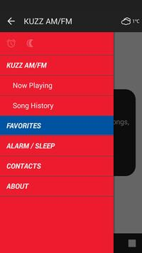 KUZZ AM/FM screenshot 2