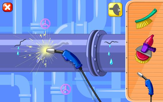 Builder Game capture d'écran 10