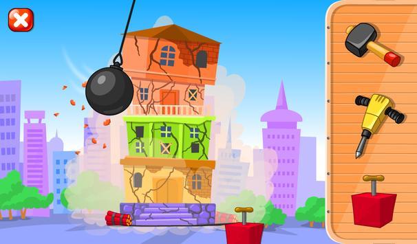 Builder Game capture d'écran 17