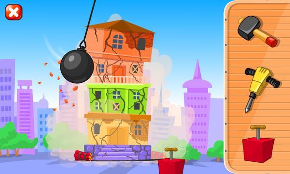 Builder Game capture d'écran 1