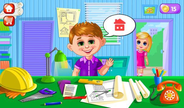 Builder Game capture d'écran 21