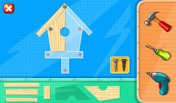 Builder Game capture d'écran 22