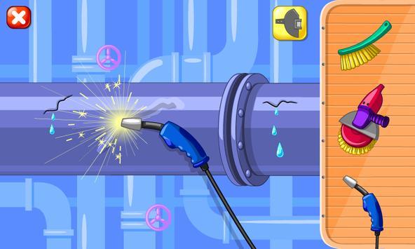 Builder Game capture d'écran 2
