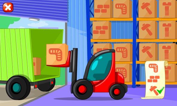 Builder Game capture d'écran 7
