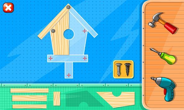 Builder Game capture d'écran 6