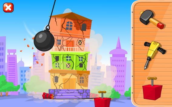 Builder Game capture d'écran 9