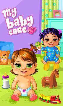 My Baby Care 海報