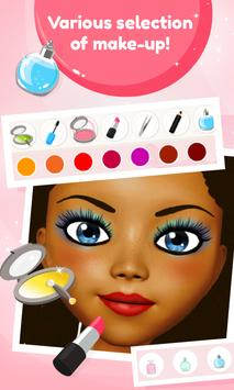 Princess Hair & Makeup Salon captura de pantalla 3