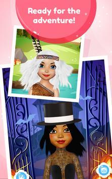 Princess Hair & Makeup Salon captura de pantalla 11