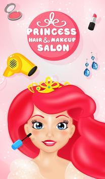 Princess Hair & Makeup Salon captura de pantalla 12