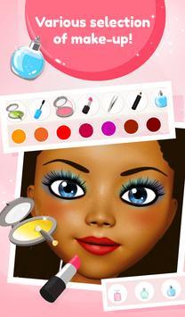 Princess Hair & Makeup Salon captura de pantalla 15