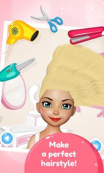 Princess Hair & Makeup Salon captura de pantalla 2