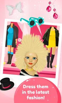 Princess Hair & Makeup Salon captura de pantalla 4
