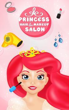 Princess Hair & Makeup Salon captura de pantalla 6