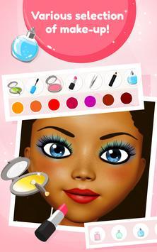 Princess Hair & Makeup Salon captura de pantalla 9