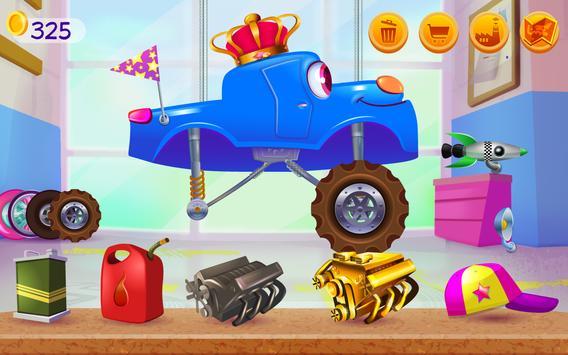 Funny Racing Cars ảnh chụp màn hình 9