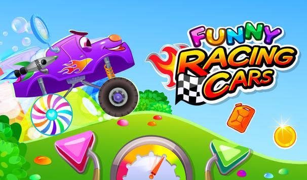 Funny Racing Cars ảnh chụp màn hình 12