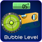 Bubble Level Compass New - GPS Direction Compass icon