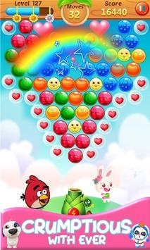 Bubble Shooter Fruit Match 3 poster
