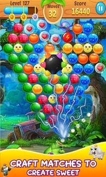 Bubble Shooter Fruit Match 3 screenshot 1