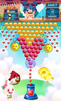 Bubble Shooter Fruit Match 3 screenshot 5