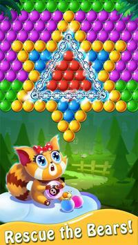 Bubble Shooter : Bear Pop! - Bubble pop games poster
