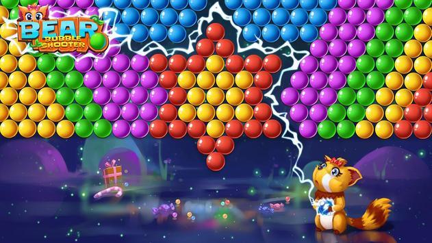 Bubble Shooter : Bear Pop! - Bubble pop games screenshot 14
