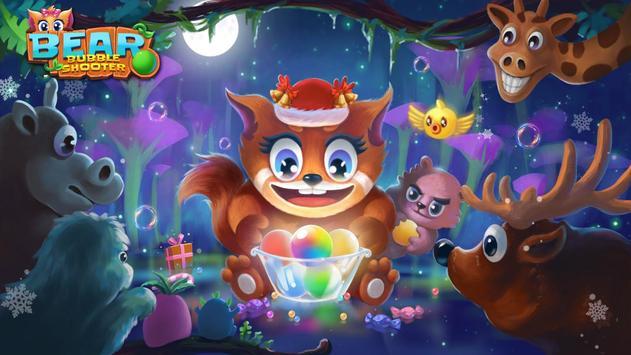 Bubble Shooter : Bear Pop! - Bubble pop games screenshot 15