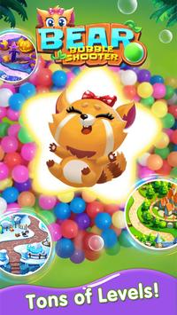 Bubble Shooter : Bear Pop! - Bubble pop games screenshot 20